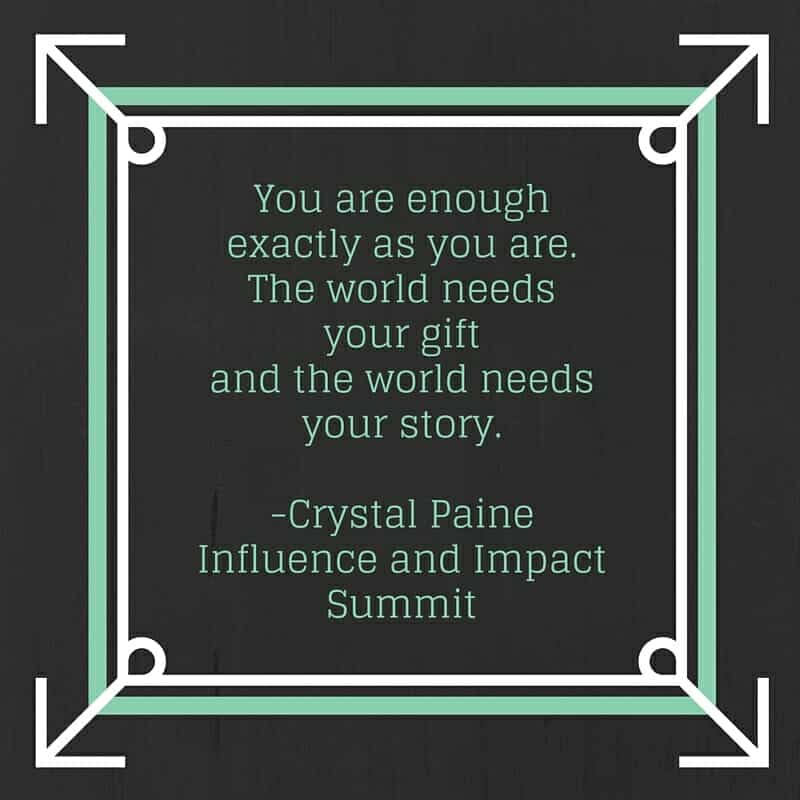 Like Minded Musings Crystal Paine Quote