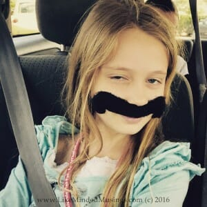 Like Minded Musings 3 Reasons Kids Wear What They Want Mustache