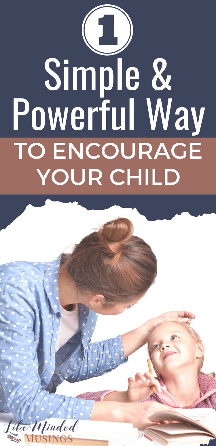 1 Simple And Powerful Way To Encourage and motivate Your Child mom and daughter