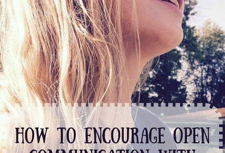 How to Encourage Open Communication With Your Tween