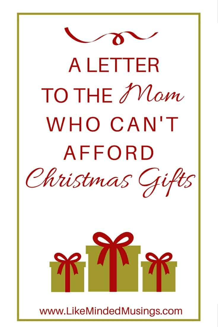 letter asking for christmas gifts a letter to the who can t afford gifts 22588