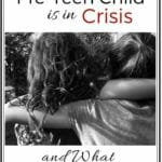 Why Your Pre-Teen Child is in Crisis Like Minded Musings