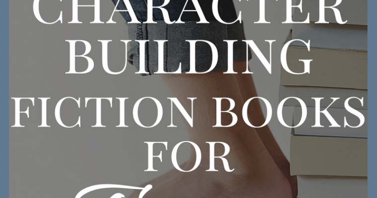 2 Must Read Character Building Fiction Books for Tweens