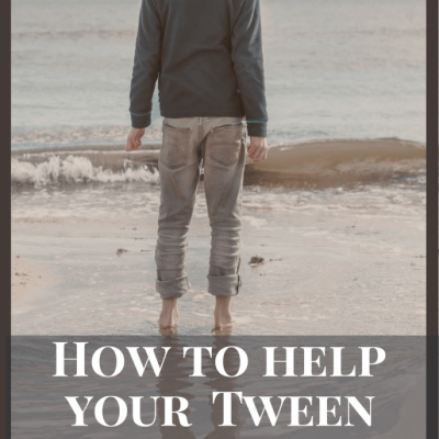 How to Help Your Tween Deal With Pressure