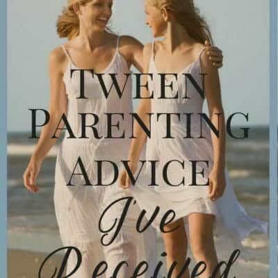 The Best Tween Parenting Advice I've Received