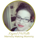 Krystal McFalls Memory Making Mommy