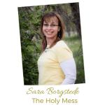 Sara Borgstede The Holy Mess