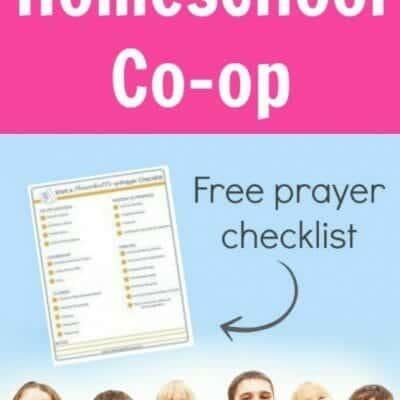 3 Keys to a Successful Homeschool Co-op {Guest Post}
