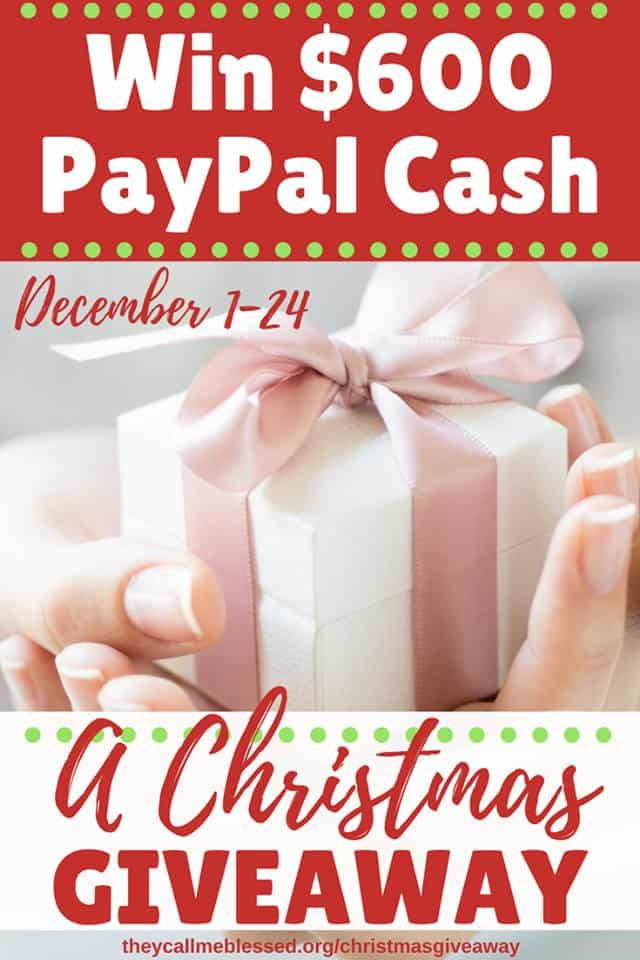 24 Days to a Christ Centered Christmas Giveaway Like Minded Musings They Call Me Blessed