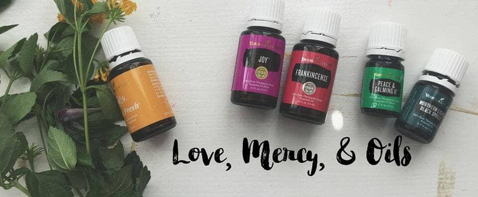 Love Mercy Oils Young Living Like Minded Musings