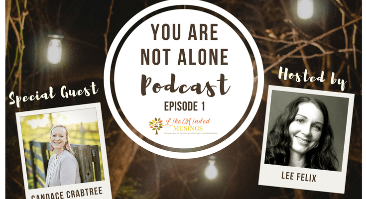 Growing in Faith, Hope and Wholeness from the Darkness of Depression – Episode 1