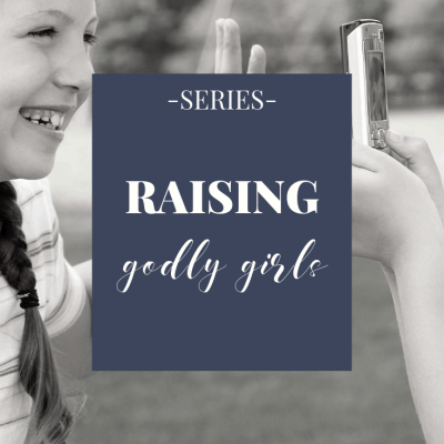 Raising Godly Girls To Be In The World But Not Of It eBook!