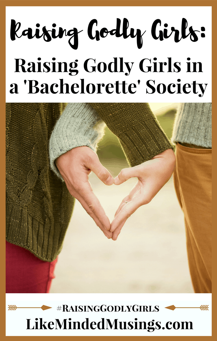 Bachelorette Society Raising Godly Like Minded Musings