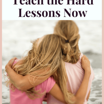 How to Teach Hard Bible Lessons to Your Godly Girl