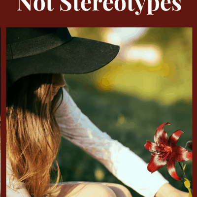 Raise Godly Girls, Not Stereotypes of the World or Church
