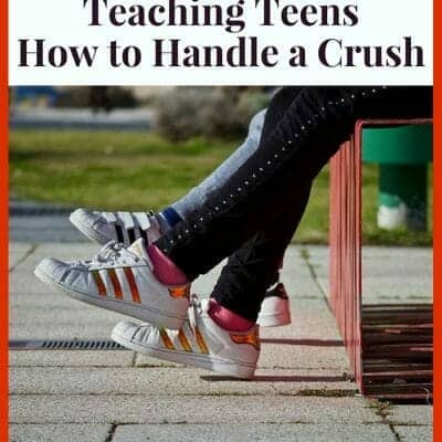 Raising Godly Girls: Teach Teens How to Handle a Crush