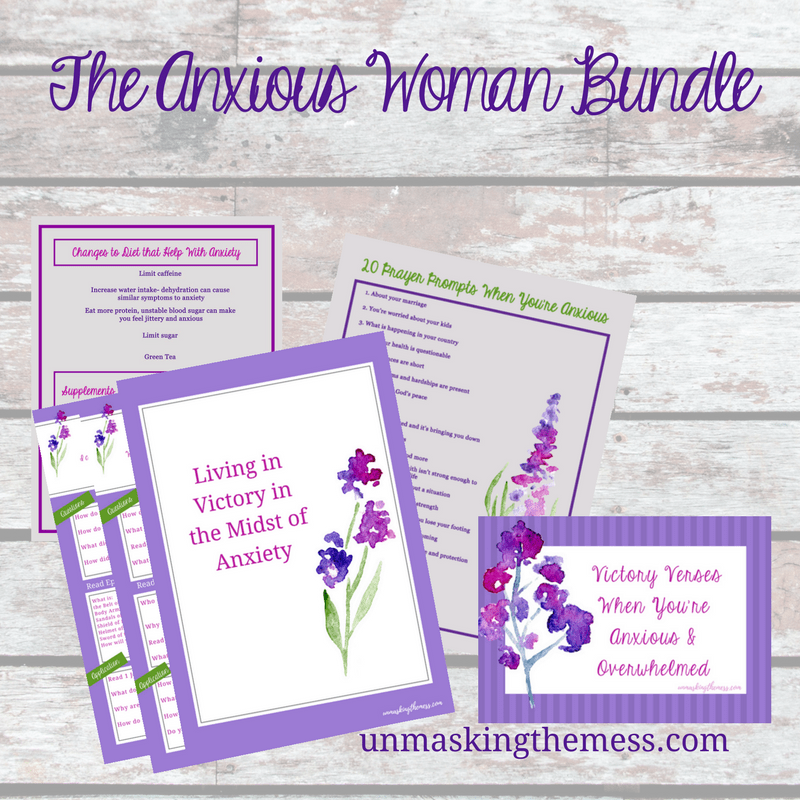 The Anxious Woman Bundle