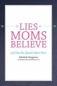 Lies Moms Believe on Like Minded Musings Giveaway