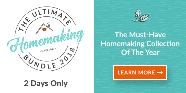 The Ultimate Homemaking Bundle Like Minded Musings