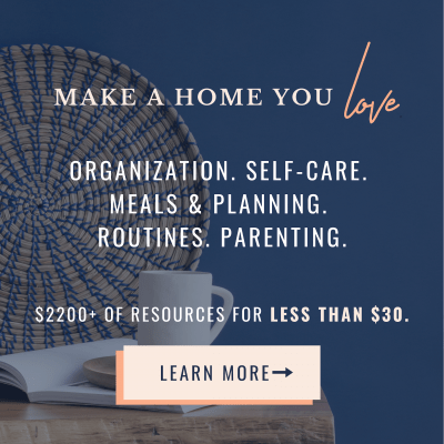 Why You Need to See What's Inside the Ultimate Homemaking Bundle 2019!