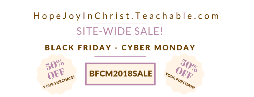 Ultimate Black Friday & Cyber Monday Deals: Top Picks For The Christian Mom | Like Minded Musings