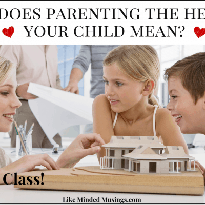 What Is Parenting The Heart Of Your Child Really?